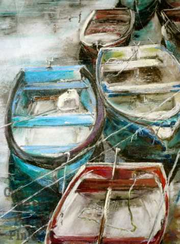 "<a href=""/node/15"">Boats 1, oil pastel</a>"