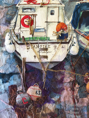 "<a href=""/node/89"">boats 9, stitched textile</a>"