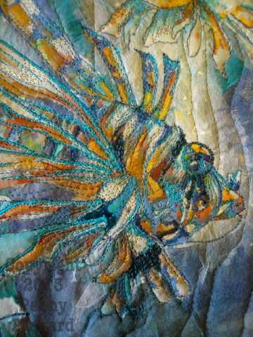 "<a href=""/node/41"">Fish, stitched textile</a>"